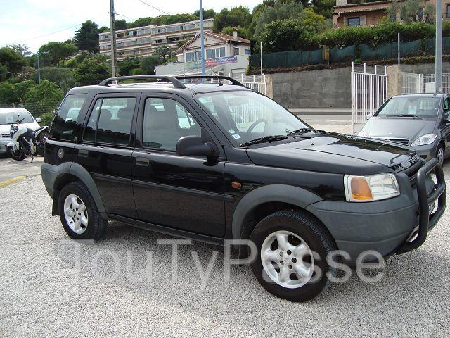 land rover freelander 2 0 di turbo 5p occasion yvelines. Black Bedroom Furniture Sets. Home Design Ideas