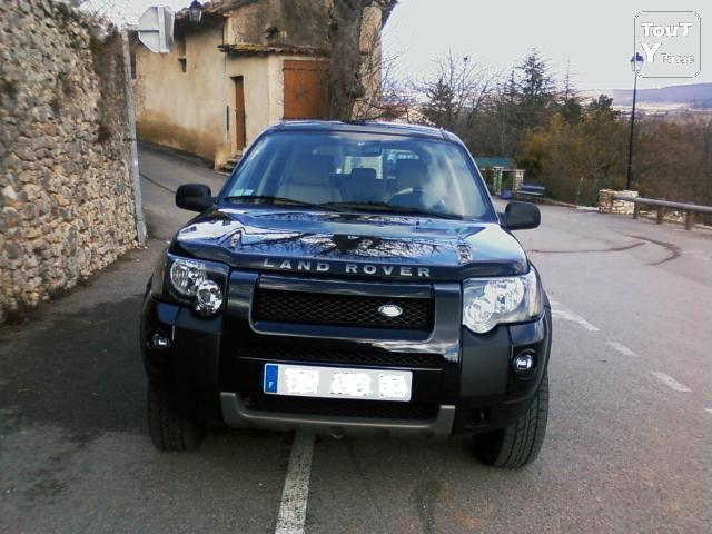 land rover freelander td4 se 4 portes provence alpes c te d 39 azur. Black Bedroom Furniture Sets. Home Design Ideas