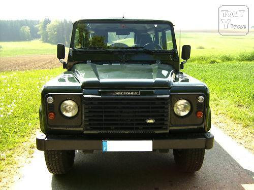 photo de Landrover Defender 110 TD5