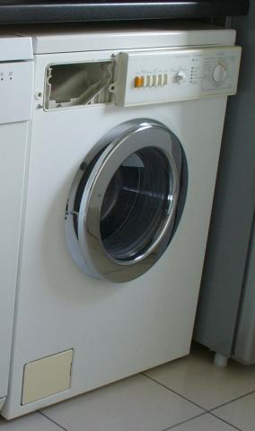 photo de Lave Linge Miele hublot Frontal
