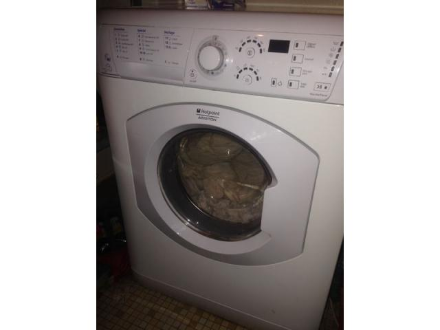 photo de LAVE LINGE SECHANTE ARISTON
