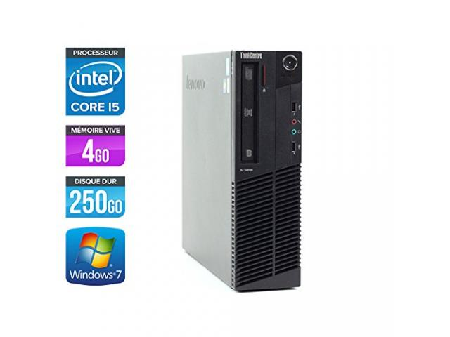 photo de Lenovo ThinkCentre M91P SFF