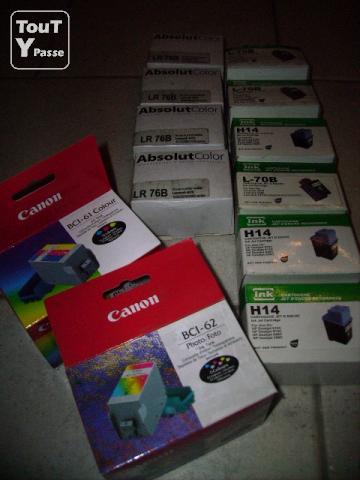 Photo Lexmark canon hp faire un prix image 1/4