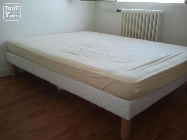 annonces urgent matelas ikea sultan hagalid 2 places 140x190. Black Bedroom Furniture Sets. Home Design Ideas