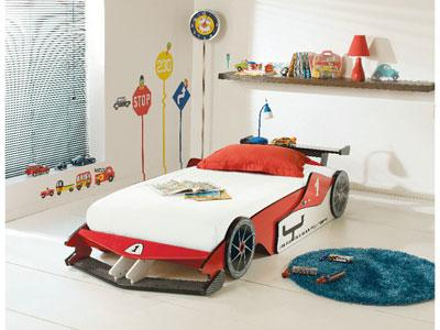 lit enfant voiture formule 1 finist re. Black Bedroom Furniture Sets. Home Design Ideas