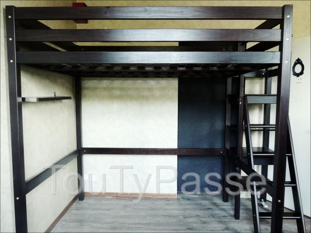 notice de montage lit mezzanine fly. Black Bedroom Furniture Sets. Home Design Ideas
