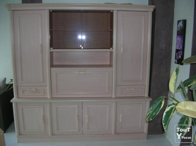 Living c rus rose grasse 06130 for Salle a manger ceruse rose