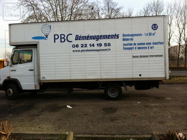 Annonces covoiturage camion demenagement for Camion de location ikea