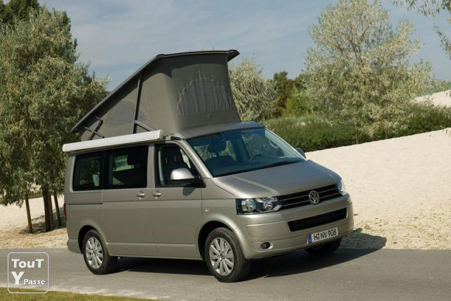location de camping car volkswagen california hy res 83400. Black Bedroom Furniture Sets. Home Design Ideas
