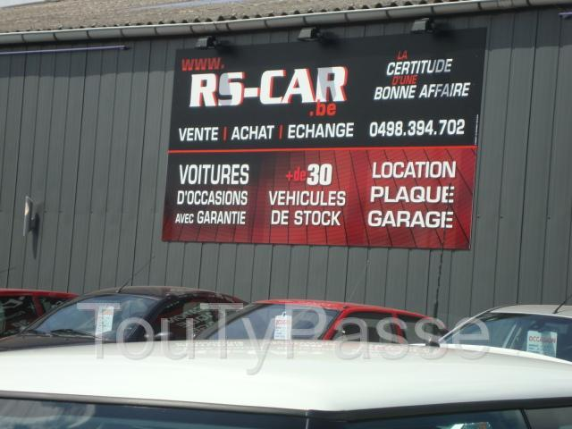 Location de plaque garage pour ct de wanze li ge for Location de garage