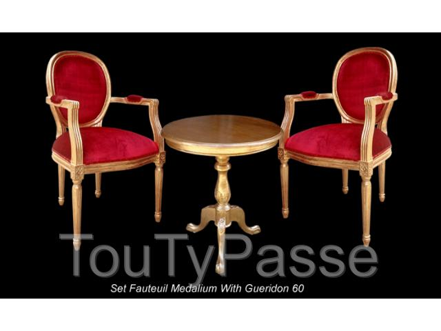 Photo Location fauteuil mariage image 1/6