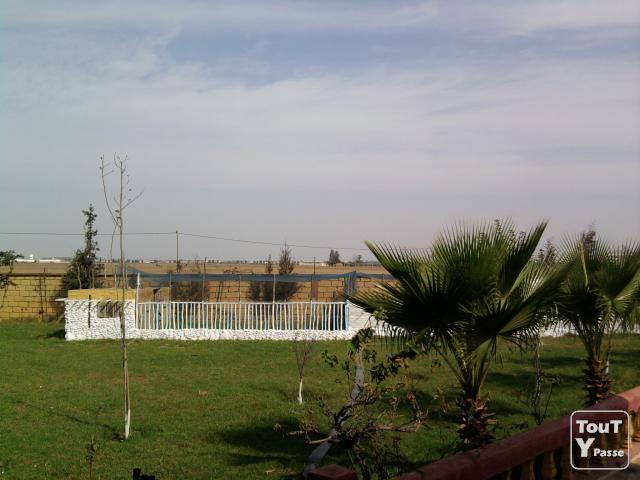 photo de LOCATION FERMETTE 20 MIN AU MAROC CASABLANCA