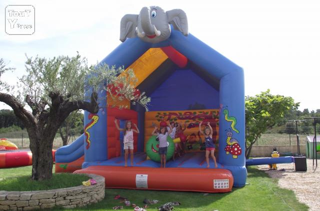 photo de Location Jeu Chateau Structure Gonflables/ Water Ball