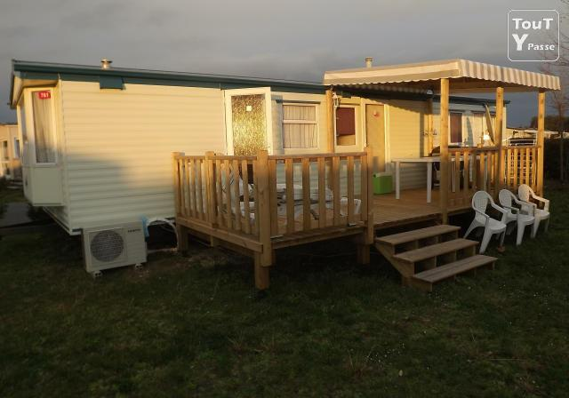 photo de Location Mobil Home camping 4*  - landes