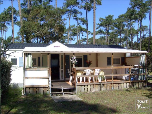 Photo Location mobil home moliets image 1/5
