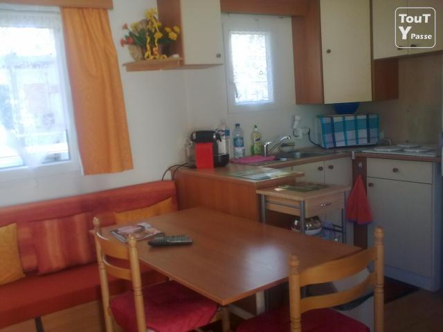 photo de Location mobil home st aygulf plage
