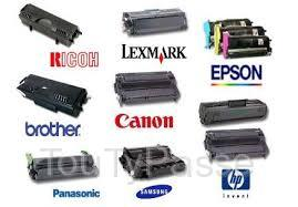 photo de LOT DE TONERS A LA MARQUE HP-XEROX-RICOH-CANON