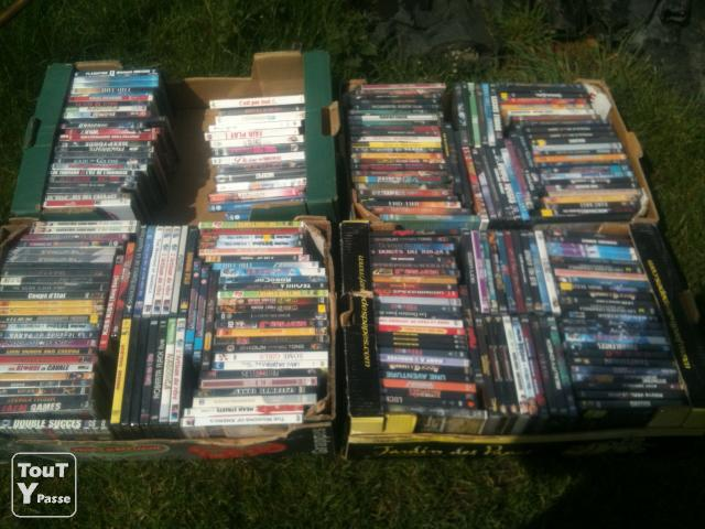 photo de Lot revendeur 200 dvd neuf sous blister Choue