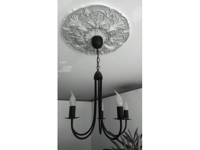 ikea lustres find this pin and more on lustres e luminrias pendentes chandeliers and pendants. Black Bedroom Furniture Sets. Home Design Ideas