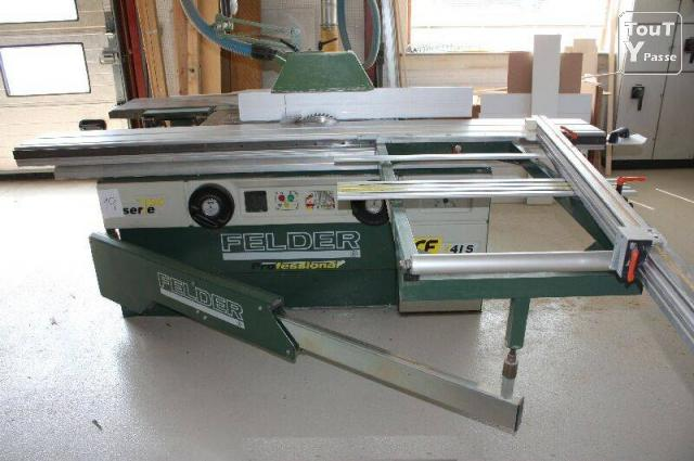 felder combination machine cf 741 sp