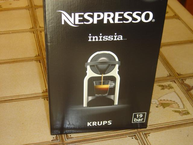 photo de machine a café nespresso