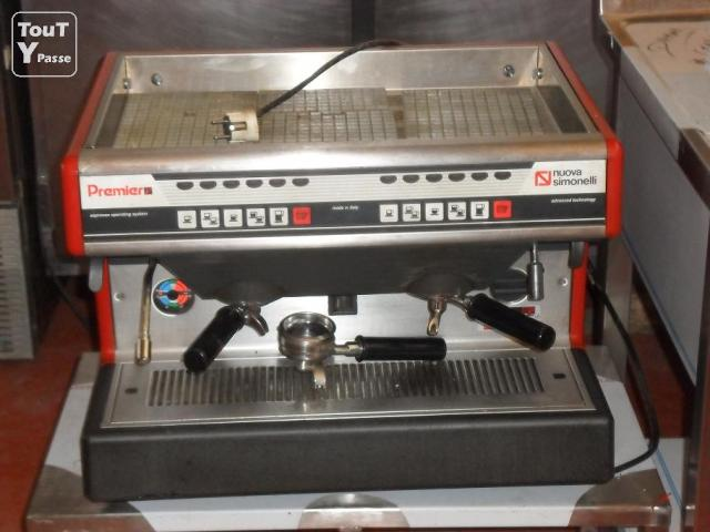 Machine a cafe expresso professionnelle occasion for 2eme main machine a coudre
