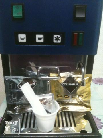 photo de Machine à Café + 100 Cafés