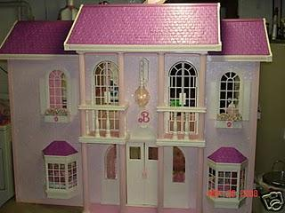 Maison barbie magical mansion