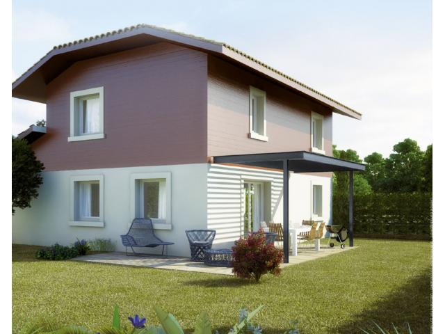 photo de Maison T4 de 95m² avec jardin pravatif,