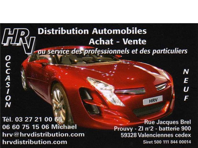 mandataire negociant automobiles h r v distribution automobiles a valenciennes nord. Black Bedroom Furniture Sets. Home Design Ideas