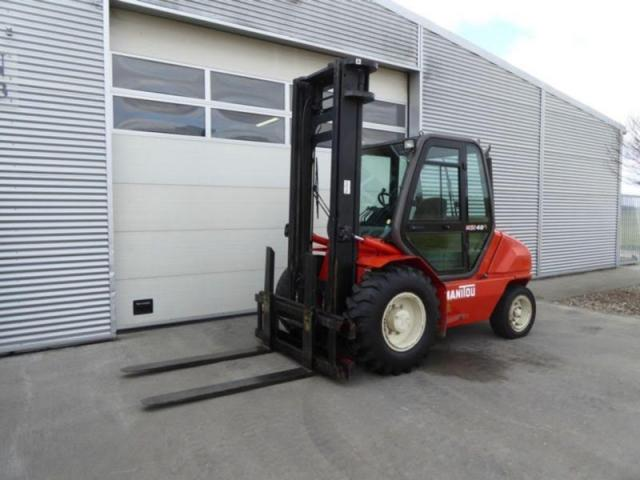 Photo Manitou MSI40 CHARIOT ELEVATEUR image 1/3