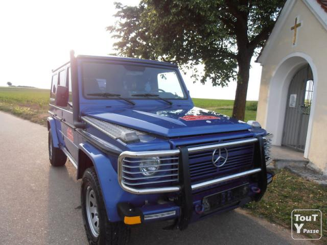 mercedes benz g 300 gd turbo marseille 11 13011. Black Bedroom Furniture Sets. Home Design Ideas