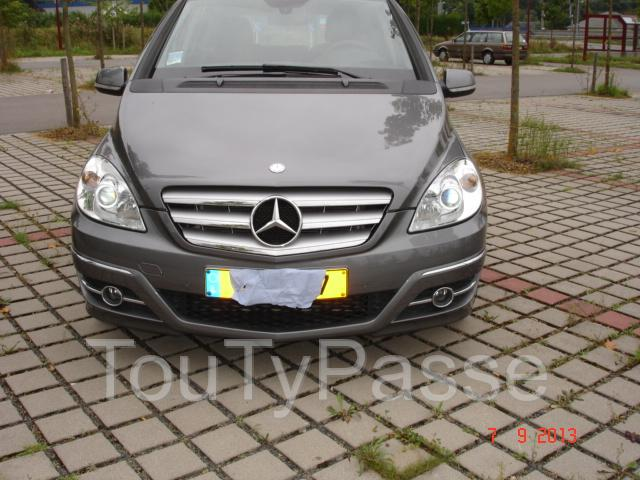 photo de Mercedes Classe B 180 CDI