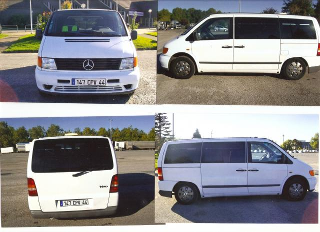 mercedes vito 112 cdi amenager angers 49000. Black Bedroom Furniture Sets. Home Design Ideas