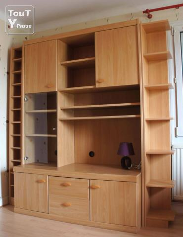 Meuble living moselle - Bibliotheque pas chere ...