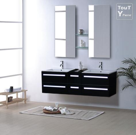 meuble salle de bains design. Black Bedroom Furniture Sets. Home Design Ideas