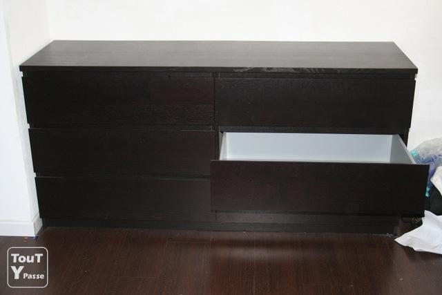 meuble tv commode armoire lits table basse si ges meurthe et moselle. Black Bedroom Furniture Sets. Home Design Ideas