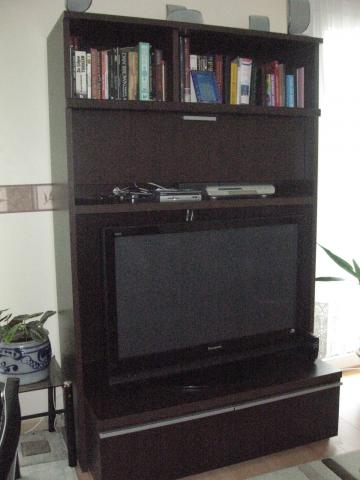 meuble tv de fly marron weng seine et marne. Black Bedroom Furniture Sets. Home Design Ideas