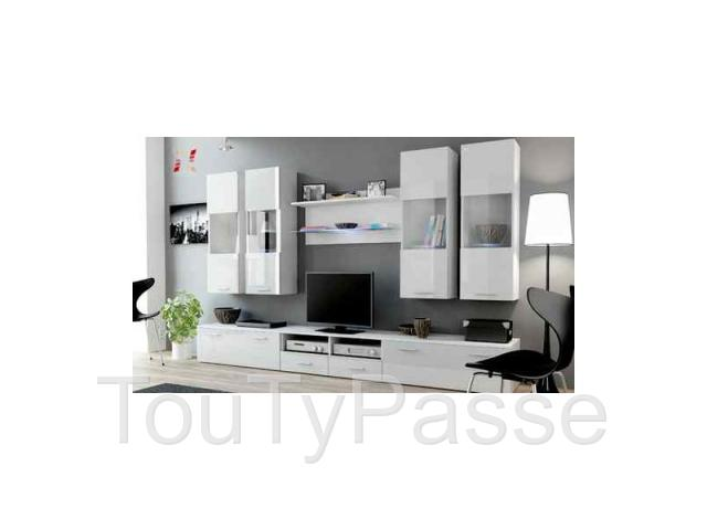 meuble tv dangle pas chere sammlung von. Black Bedroom Furniture Sets. Home Design Ideas