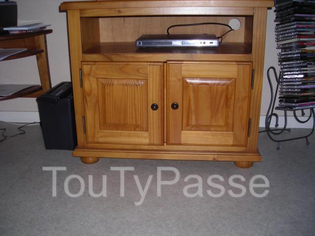 photo de Meuble TV / Hifi  pin miel