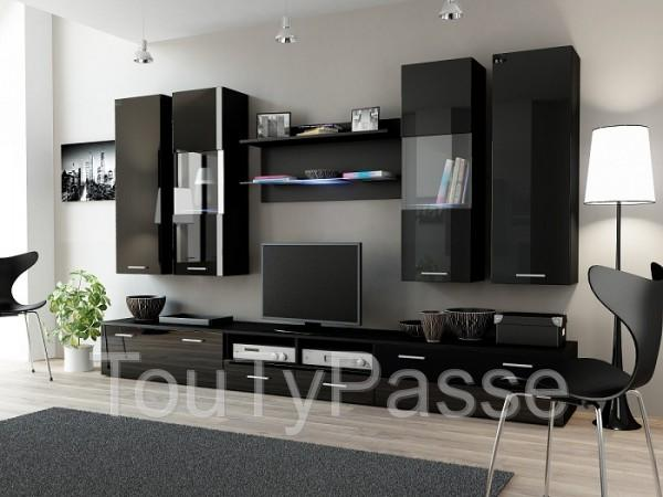 meuble tv oxford night neuf pas ch re hauts de seine. Black Bedroom Furniture Sets. Home Design Ideas