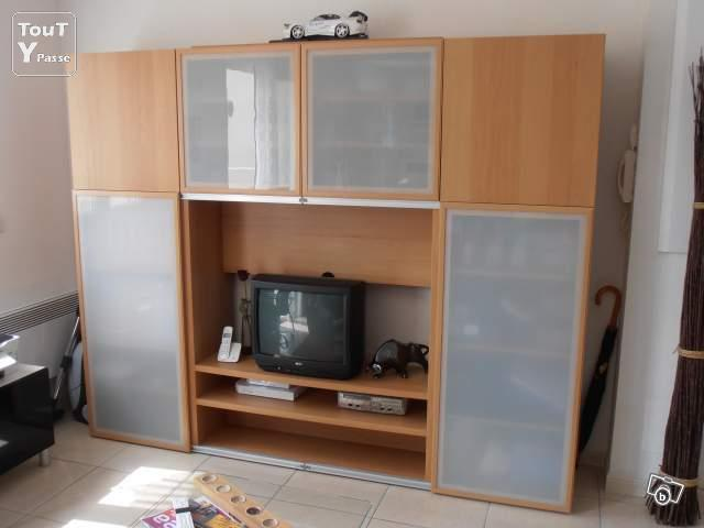 meuble tv rangement besta de chez ikea mauguio 34130. Black Bedroom Furniture Sets. Home Design Ideas