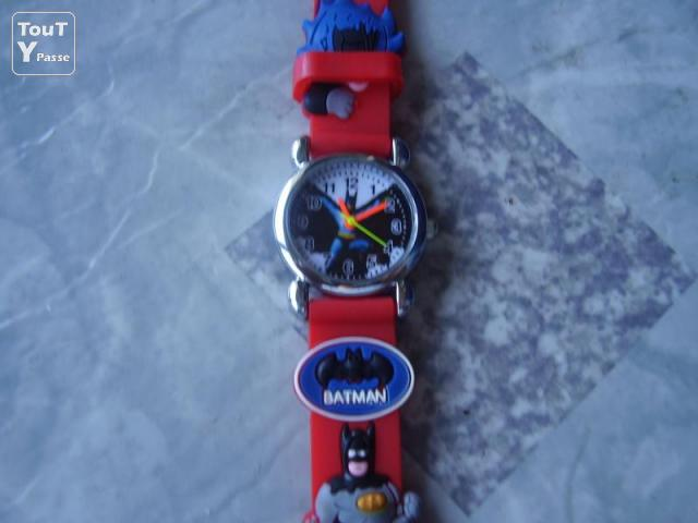 Photo MONTRE ENFANT BATMAN image 1/6