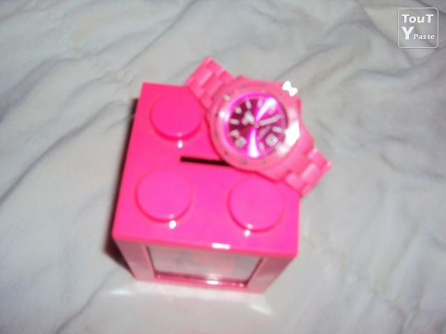 photo de Montre rose ice watch