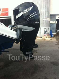 photo de Moteur mercury verado 275 cv