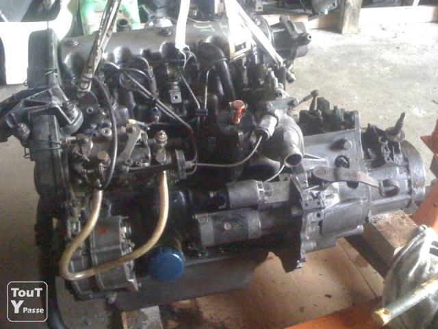 photo de Moteur  Peugeot  205D         148689km