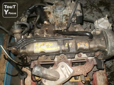 photo de Moteur Peugeot  405
