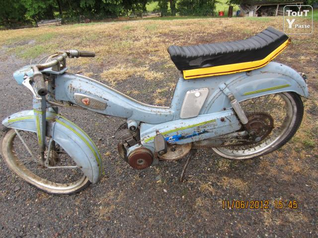 photo de Motobecane mobymatic av68