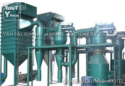 photo de Moulin superfin centrifuge--Yantai Xinhai