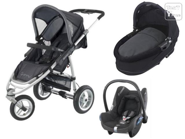 nouveau pack quinny speedi buggy nacelle et maxi cosi. Black Bedroom Furniture Sets. Home Design Ideas